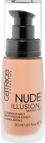 Catrice Nude Illusion Make Up 027 Nude Amber 30ml
