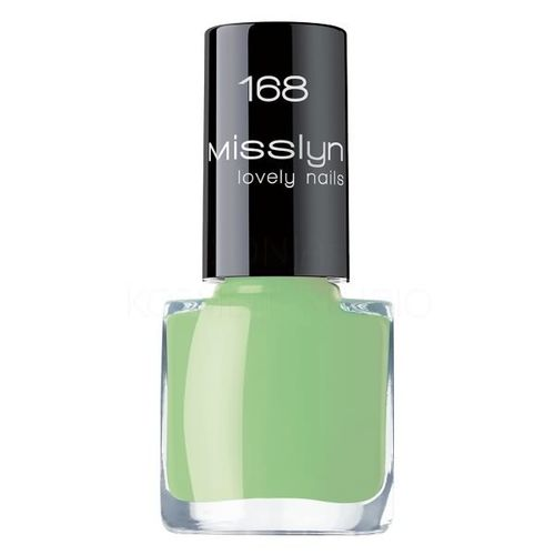 Misslyn Nagellack 168 Limelicious Mini