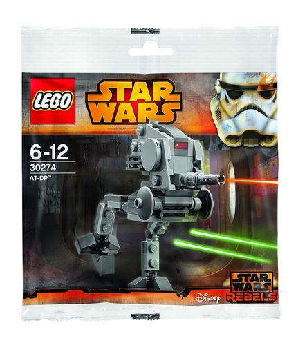 Lego Polybag Star Wars 30274 AT-DP