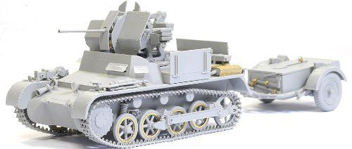 Dragon 6577 Flakpanzer I Premium Edition Smart Kit Maßstab 1:35