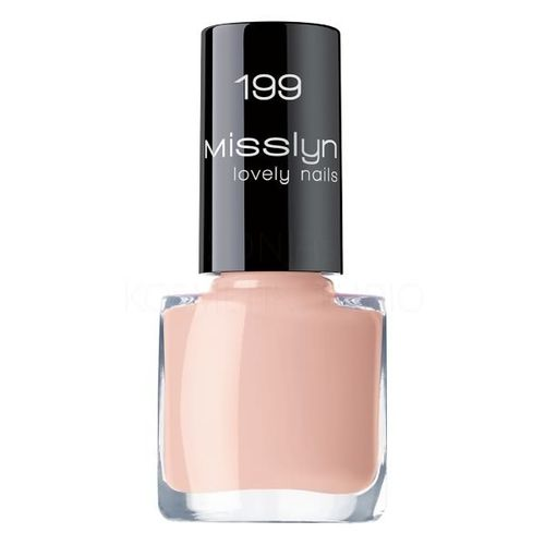 Misslyn Nagellack 199 Lucky Number Mini