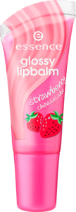 Essence Glossy Lipbalm 01 strawberry cheesecake