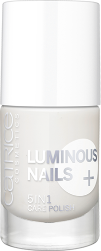 Catrice Luminous Nails 5in1 Care Polish 30 Mon Blanc 10ml