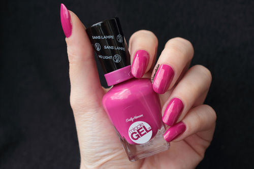 Sally Hansen Miracle Gel 509 I 345 Pink Stiletto 14,7ml