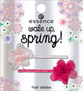 Essence Wake Up, Spring! Hair Slides 01 Flowers In The Air