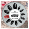 Essence Valentine - Who Cares? Click & Go Nails 01 Fly Off Cupid! 12 Nägel