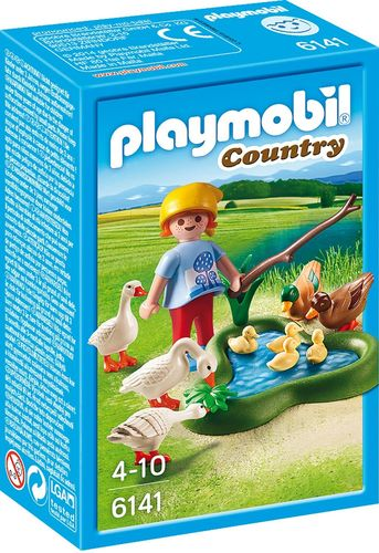 Playmobil Country 6141 Enten und Gänse am Teich