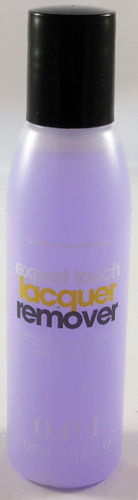 O.P.I OPI Expert Touch Lacquer Remover Nagellackentferner 120ml