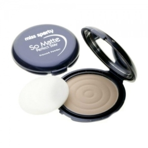 Miss Sporty So Matte Perfect Stay Pressed Powder 001 Light