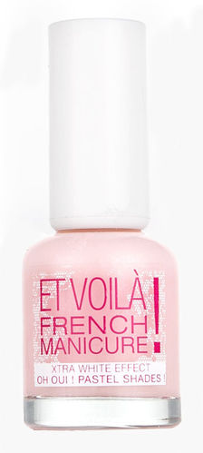 Miss Sporty Nagellack Et Voila French Manicure 06