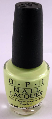 O.P.I OPI NL B44 Gargantuan Green Grape