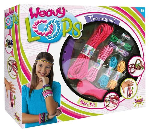 Splash Toys Weavy Loops Maxi Kit