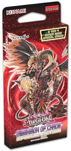 Konami 44604 Yu-Gi-Oh - Dimension Of Chaos Special Edition