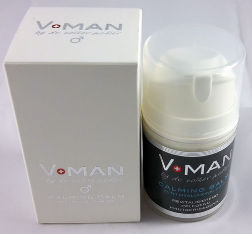 V Cosmetic Men Calming Balm 50ml