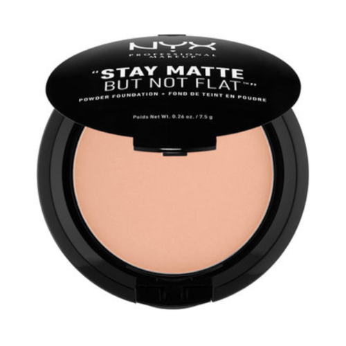 NYX Stay Matte But Not Flat Powder Foundation SMP18 Medium