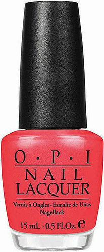O.P.I OPI NL T30 I Eat Mainely Lobster