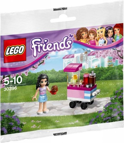 Lego Polybag Friends 30396 Cupcake Stand