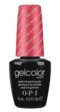 O.P.I. OPI Gel Color Soak-Off Gel Lack HL D25 The Spy Who Loved Me