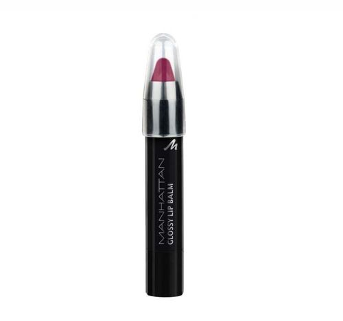 Manhattan Glossy Lip Balm 20B Blackberry