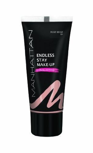 Manhattan Endless Stay Make-Up Longlasting 64 Rose Beige 30ml