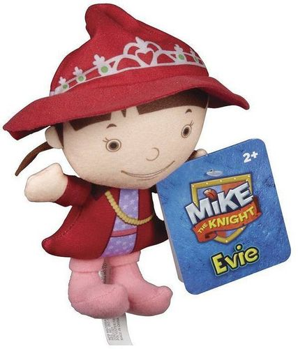 Fisher-Price Y8362 Mike der Ritter Plüschfigur Evie