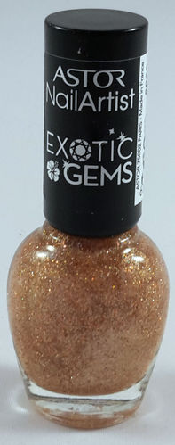 Astor Nail Artist Exotic Gems 428 Mirror Gold