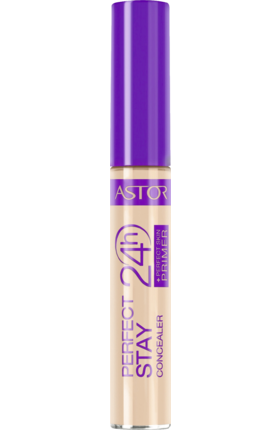 Astor Perfect Stay 24H Concealer + Perfect Skin Primer Ivory 001