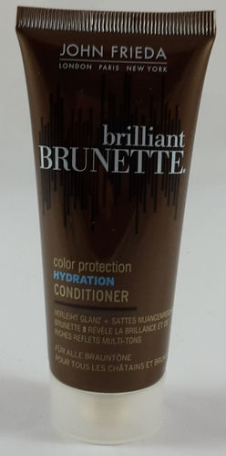 John Frieda Brilliant Brunette Color Protection Hydration Conditioner 50ml