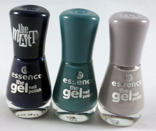 Essence The Gel 3er Nagellackset