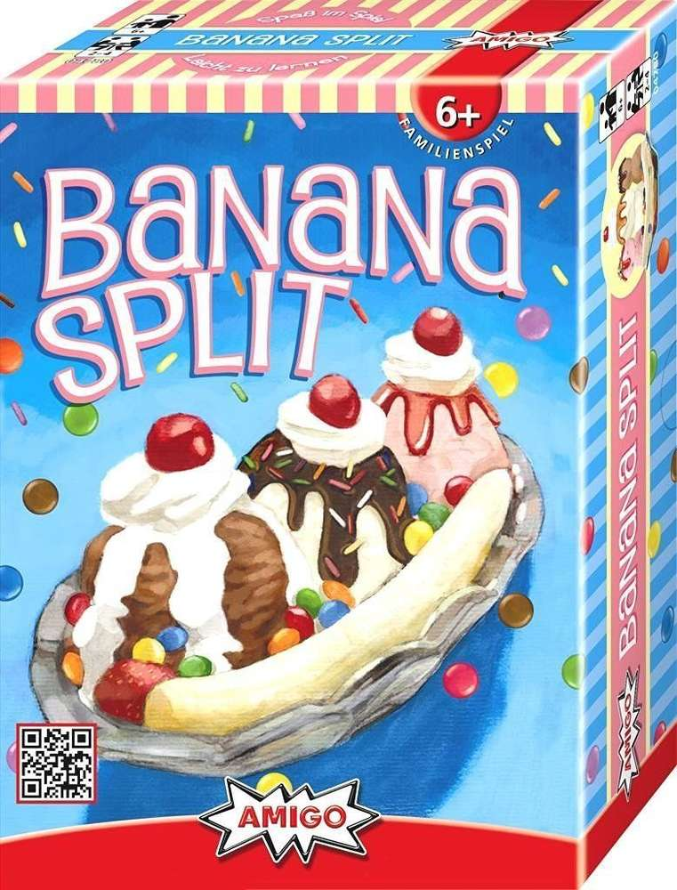 Amigo Bananasplit Spiel Ab 6 Jahre
