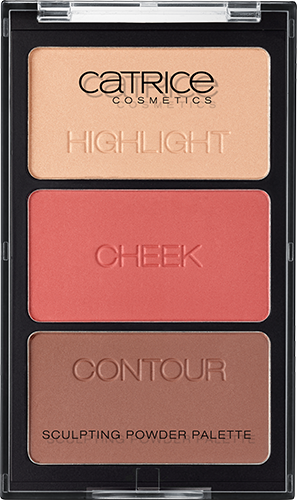 Catrice Contourious Sculpting Powder Palette C02 Almond Architect