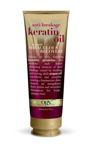 OGX Anti-Breakage Keratin Oil Miraculous Recovery Conditioner 200ml