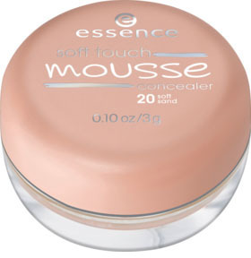 Essence Soft Touch Mousse Concealer 08 Matt Vanilla 5g