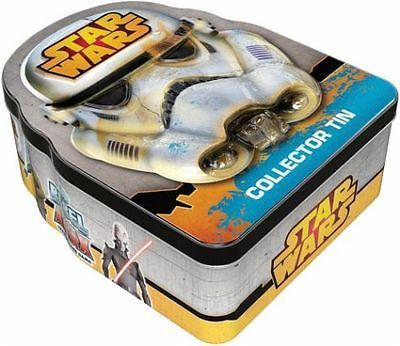 Topps Star Wars Rebel Attax Tin Box Serie 1
