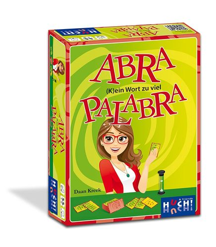Huch! & Friends 878656 Abra Palabra