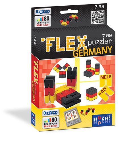 Huch! & Friends 878465 Flex Puzzler Germany
