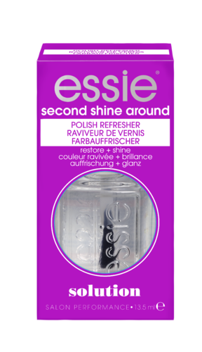 Essie EU Second Shine Around Farbauffrischer 13,5ml