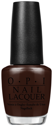 O.P.I OPI NL W61 Shh...It's Top Secret!