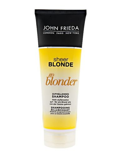 John Frieda Sheer Blonde Go Blonder Aufhellendes Shampoo 50ml