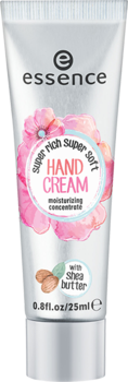 Essence Super Rich & Super Soft Hand Cream 25ml