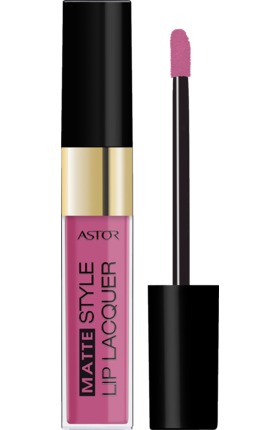 Astor Matte Style Lip Lacquer 215 Just So Stylish