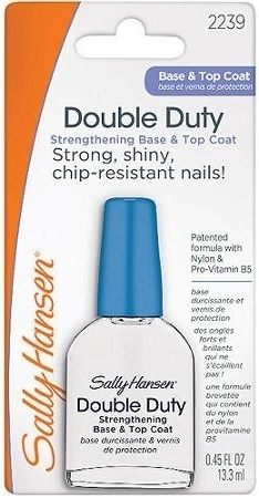 Sally Hansen Double Duty Z2239 Strengthening Base & Top Coat 13,3ml