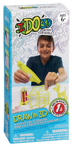 Giochi Preziosi IDO3D Single Pen Starter Set gelb