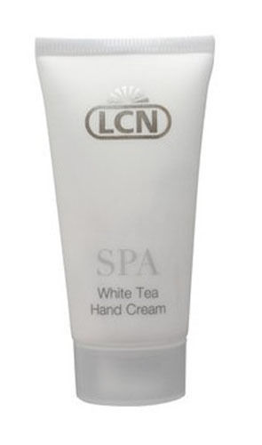 LCN Spa White Tea Hand Cream 25ml