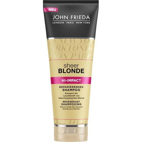 John Frieda Sheer Blonde Hi-Impact reparierendes Shampoo 250ml