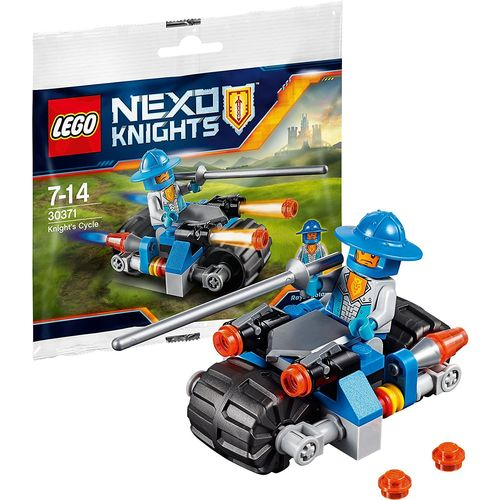 Lego Polybag Nexo Knights 30371 Knight's Cycle