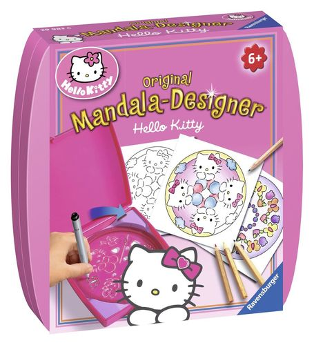 Ravensburger 29983 Original Mandala Designer Hello Kitty