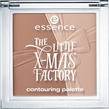 Essence The litlle X-Mas Factory Contouring Palette 01 Elf Yourself