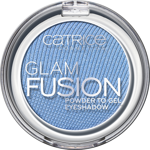 Catrice Glam Fusion Powder to Gel Eyeshadow 030 Lucy Blue
