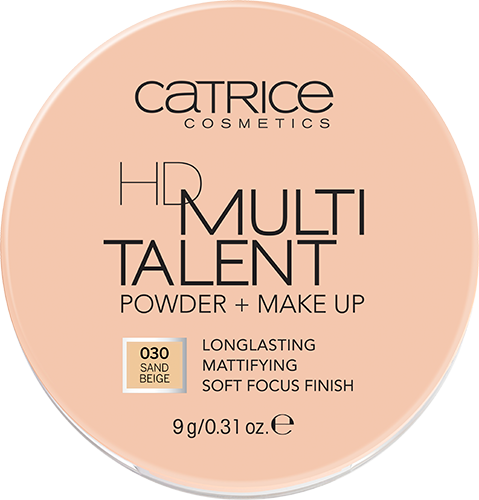 Catrice HD Multi Talent Powder + Make up 030 Sand Beige 9g